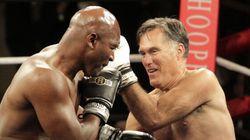 Mitt Romney fait ses débuts sur le ring (pour la bonne cause)