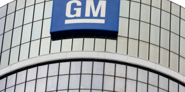 General Motors effectue d'autres rappels: 475 000 véhicules