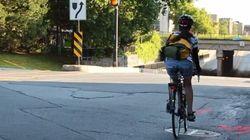 Vélo à Montréal: pistes de