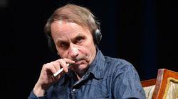 Le Français Michel Houellebecq, vedette des écrans, «traversé par des envies de