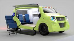 Un taxi médical pour réduire les frais