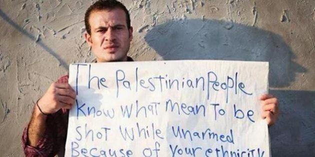 Sur Twitter, les Palestiniens soutiennent les manifestants de