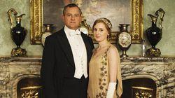 Il y a comme un petit problème sur cette photo de Downton