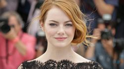 Emma Stone radieuse en Oscar de la