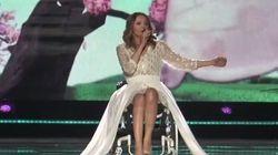 Eurovision: la Pologne représentée par une chanteuse en fauteuil