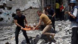 Gaza: aucun répit d'Israël, près de 550 Palestiniens