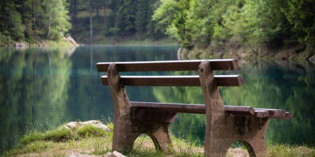 Grüner See (Green Lake), TragöÃ, Styria,