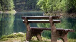 Cet incroyable parc en Autriche se transforme en lac