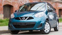 Nissan Micra S 2015 : la voiture la moins chère au