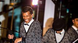 Stromae fait la fête à Dakar malgré une coupure