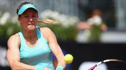 Tennis: Eugenie Bouchard craque au 3e tour à