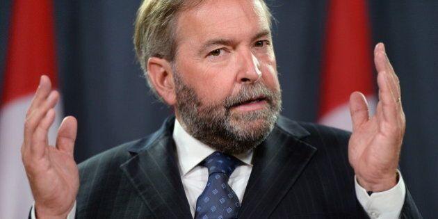 Création d'un ministère des Affaires urbaines: Québec rejette en bloc la promesse électorale du