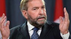 Québec contre la proposition du NPD de nommer un ministre des Affaires