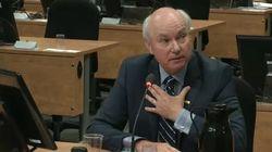 Commission Charbonneau: Marc Bibeau impliqué dans le financement sectoriel du
