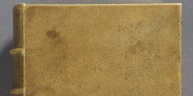 L'université Harvard confirme détenir un livre relié en peau