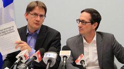 Régions : Sylvain Gaudreault et Stéphane Bédard sont inquiets