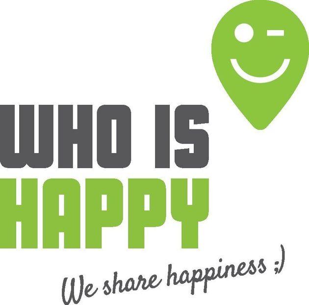 «Who is Happy», l'application de géolocalisation pour fumeurs de