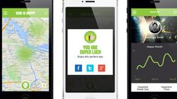 «Who is Happy», l'application de géolocalisation pour fumeurs de