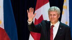 Harper boude les débats des chefs de