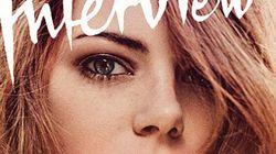 Emma Stone est sublime en couverture du magazine
