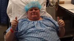 Jour de chirurgie pour Rob
