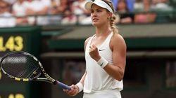 Wimbledon: Eugenie Bouchard