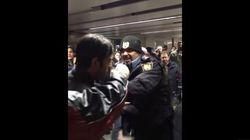 Bagarre dans le métro de Toronto: la police