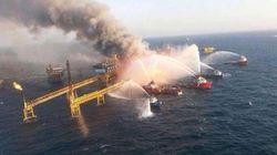 Incendie mortel sur une plateforme pétrolière Pemex au