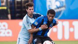 Santiago Gonzalez et l'Impact se