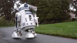 Voyez le court-métrage sur la vie amoureuse de notre droïde