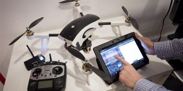 Le secteur du drone québécois rate son