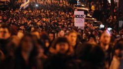 Des manifestants dénoncent l'impact des politiques d'austérité sur les