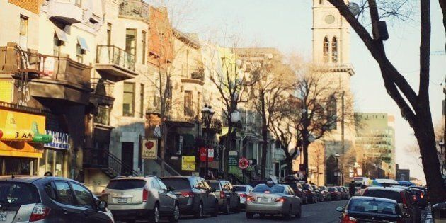Down Town Montreal