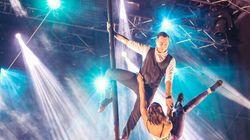 «Un peu, beaucoup, passionnément» du Cirque Éloize : Olivier aurait été