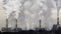 Climat: Washington s'engage à diminuer ses émissions de 26% à 28% d'ici