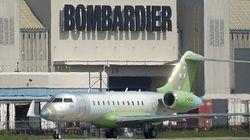 Menaces de déménagement de Bombardier: une opération publique de