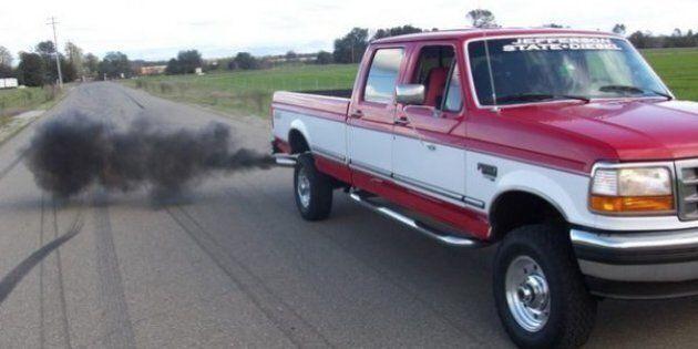 «Coal Rolling»: quand les anti-écolos polluent plus pour dénoncer la politique
