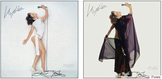 Lady Gaga, Madonna, Katy Perry... Les pochettes d'albums avant et après la censure au Moyen-Orient