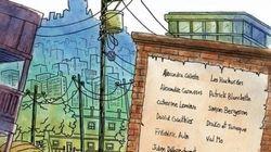 Des BD avec Québec comme toile de