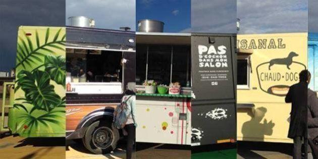 Streetfood MTL permet de localiser les restaurateurs de rues à