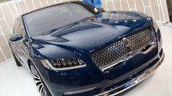 Ford fera revivre la légendaire Lincoln Continental