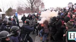 Étudiante blessée à Québec: le policier