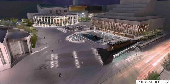 Près de 35 millions en trois ans pour l'esplanade de la Place des Arts