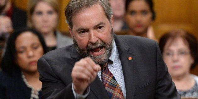 Lutte contre l'État islamique: l'opposition n'appuie pas la motion des