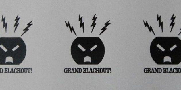 «Grand black-out Hydro-Qc»: une action citoyenne organisée sur Facebook pour dénoncer la hausse des