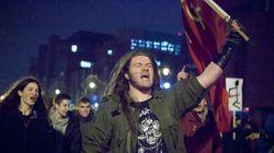La mobilisation contre l'austérité ne s'essoufflera pas, promet Camille