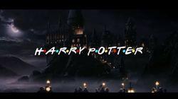 «Harry Potter» + «Friends» : Le générique d'intro de l'émission