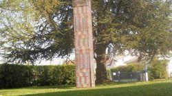 Un collège français a mis cette sculpture à 290 000$ à la
