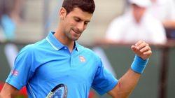 Djokovic conserve son titre à Indian