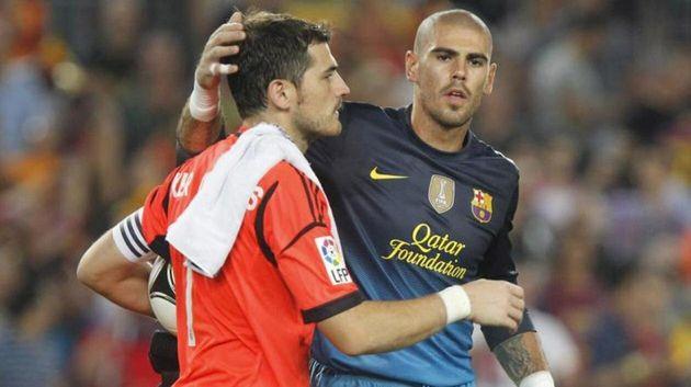 La emotiva carta de Víctor Valdés a Iker Casillas: